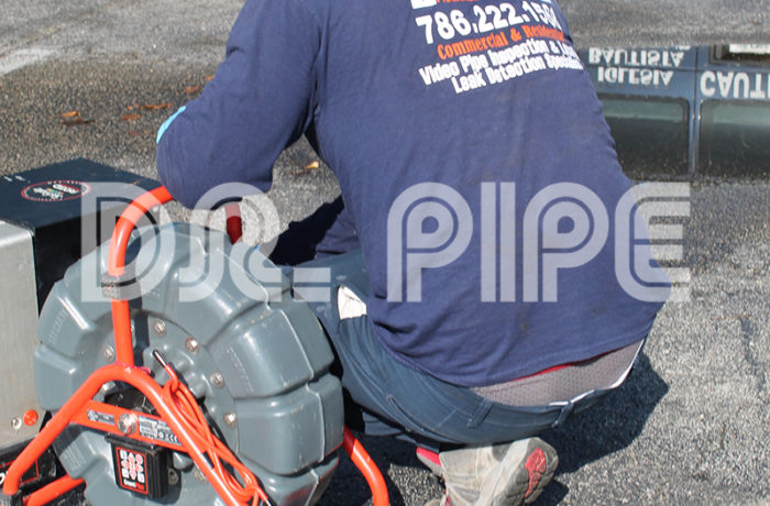 The best equipment prepared at SEWER CAMERA INSPECTION